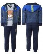 CH5725 синий Спорт. костюм мальчик 1-5 по 5