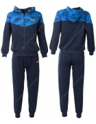 CH5730 синий Спорт. костюм мальчик 116-146 по 6