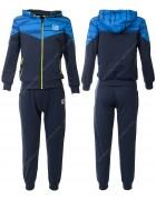CH5740 синий Спорт. костюм мальчик 134-164 по 6