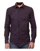 1343 V-12 Рубашка мужская дл.рукав S-XL по 4