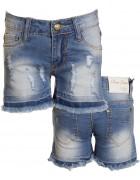 XT1321 Шорты (джинс) девочка 23-28 по 6