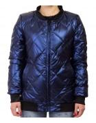 7839 т.син Куртка женская M-2XL по 4