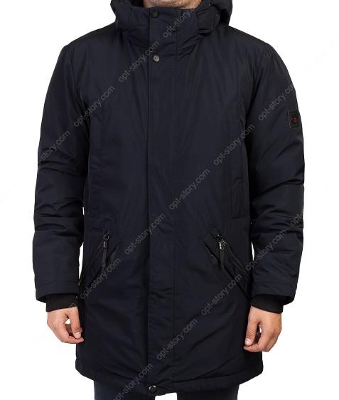 2052#1 т.син. Куртка мужская 46-56 по 6