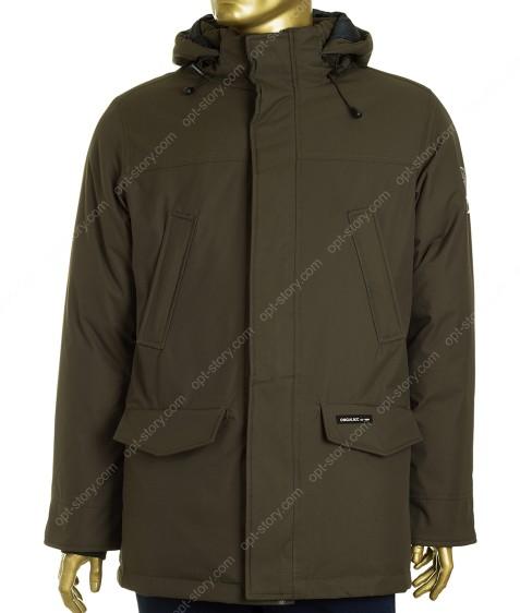 082B#02/24269 хаки Куртка мужская (аляска) 44-52 по 5