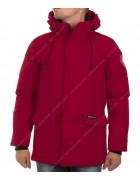 082B#05/24268 красн.Куртка мужская (аляска) 44-52 по 5