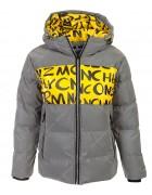 2120 желтый Куртка маль 8-16 по 6