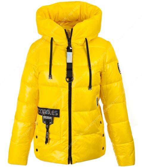 1036-5# Куртка жен S-3XL по 6