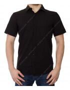 KD51311 черный Рубашка мужская 2XL-5XL по 4