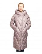 43232 пудра Куртка женская L-5XL по 6