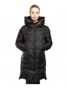 43242 черн. Куртка женская L-5XL по 6