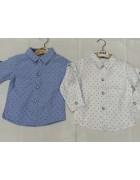 5558 Рубашка мальчик 1-5 по 10