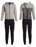 7238 Спорт костюм девочка  6-16 по 12