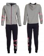 7239 Спорт костюм девочка  6-16 по 12
