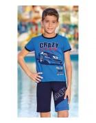 Комплект домашний для мальчика размер 7/8 по 3 штуки 5343