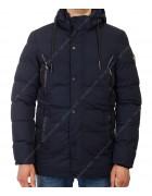 1929-A black blue Куртка мужская L-4XL по 5
