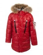 82080-3  красный Куртка мальчик 140-170 по 6