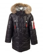 82080-2  синий Куртка мальчик 140-170 по 6