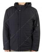 5977-440 черно-синий SAZ Куртка муж.дем,52-62 по 6