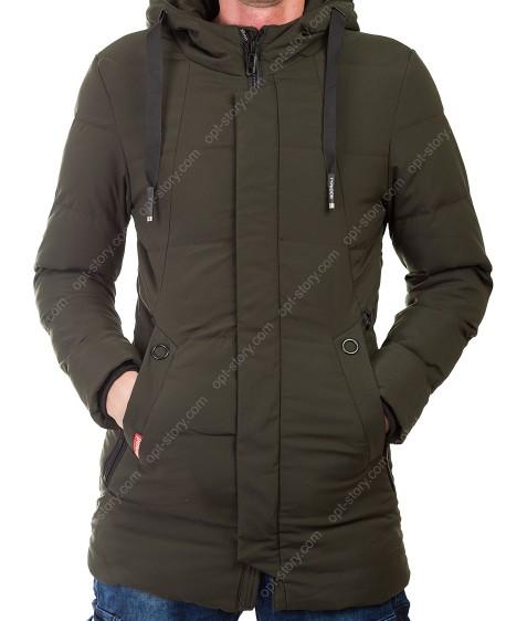 023-1 хаки Куртка мужская M- 3XL по 5
