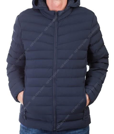 2018 т. син Куртка мужская XL- 5XL по 5
