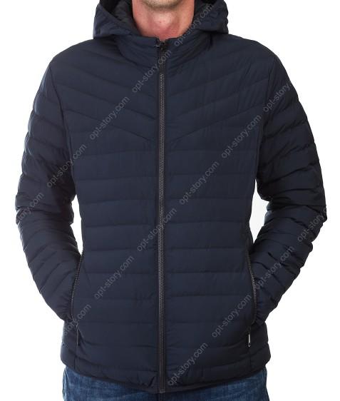 5059 син. Куртка мужская L- 4XL по 5