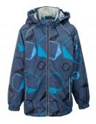 B35-01 синий Куртка маль. 104-128 по 5