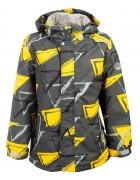 B36-01 зеленый Куртка маль. 116-140 по 5