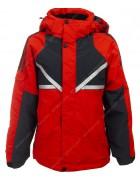 T2059# красный Куртка маль. 116-140 по 5
