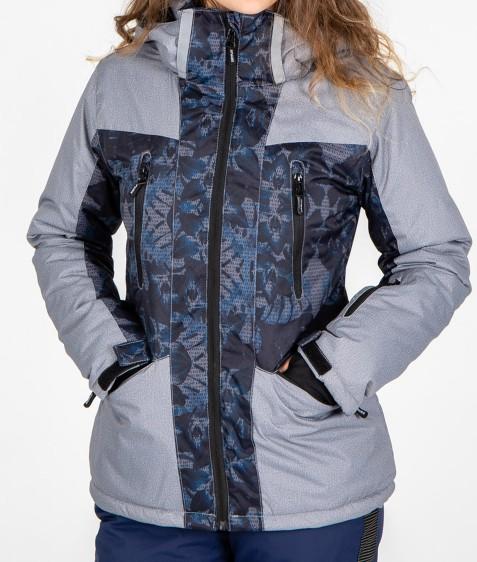 B2352 т.син. Куртка женская S-XL по 4