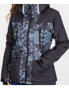 B2352 черн. Куртка женская S-XL по 12