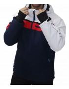 B1339 бел. Куртка мужская S-XL по 12