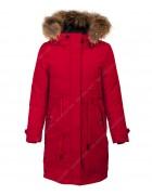 HL-802 красн. Куртка девочка 134-164 по 5 шт