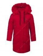 HL-805 красн. Куртка девочка 134-158 по 5 шт.