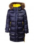 HL-807 син. Куртка девочка 140-164 по 5 шт