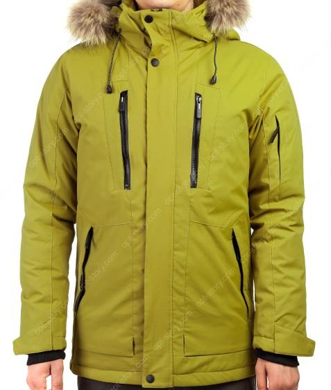 2071 салатовый. Куртка мужская 46-54 по 5