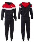 52483 красный Спортивный костюм мальчик 8-16 по 5