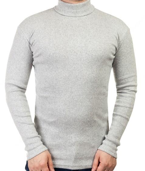 3016 св.серый Гольф мужской норма по 5