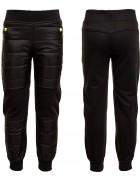 2655 черный Спорт штаны мал 4-12 по 5