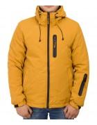 5582 жел. Куртка мужская S-2XL  по 5