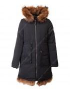 32204 олива Куртка девочка 146-170 по 5