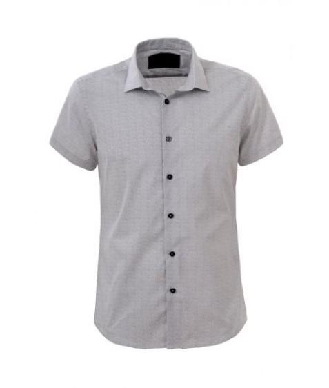 3763 Рубашка мужская M-XXL 48/8шт