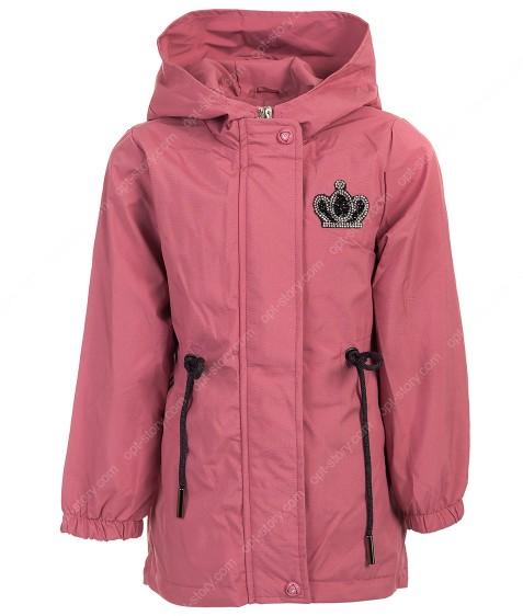 9Y-010 красный Куртка дев. 98-122 по 5