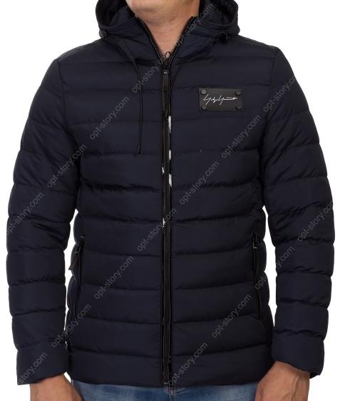 1398 т.син Куртка мужская M-3XL по 6