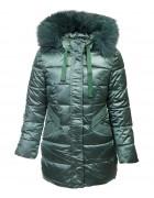 HL-621 бут. Куртка девочка  140-164 по 5