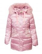 HL-621 роз. Куртка девочка  140-164 по 5