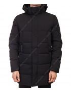 32604 черн. Куртка мужская  48-56 по 5