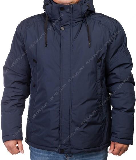 GF9143/32788/21 синий  Куртка мужская 60-70 по 6