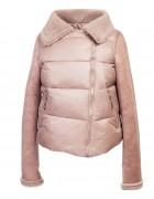 6122 пудра Куртка женская(еврозима) 36-40 по 3