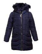 DX-8098# тем синий Куртка девочка 140-164 по 5