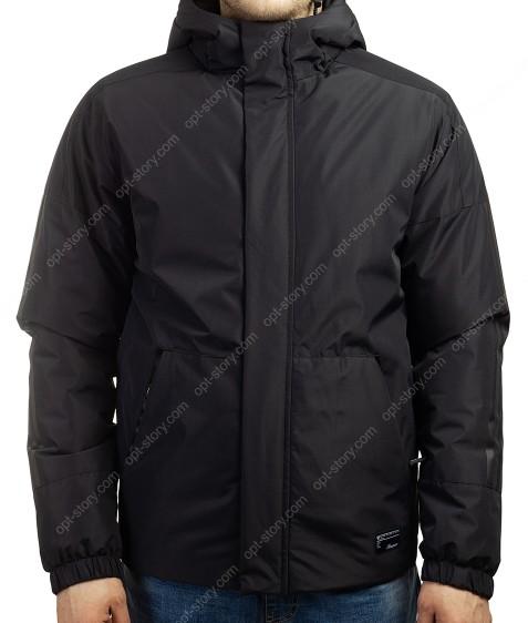21013-1# черн. Куртка мужская 46-54 по 5